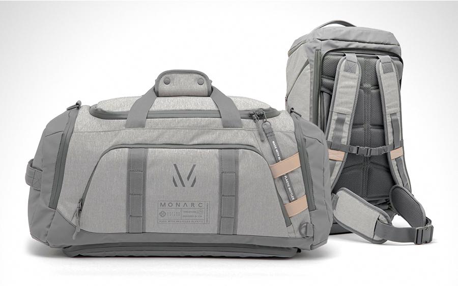Monarc Settra Duffle Backpack