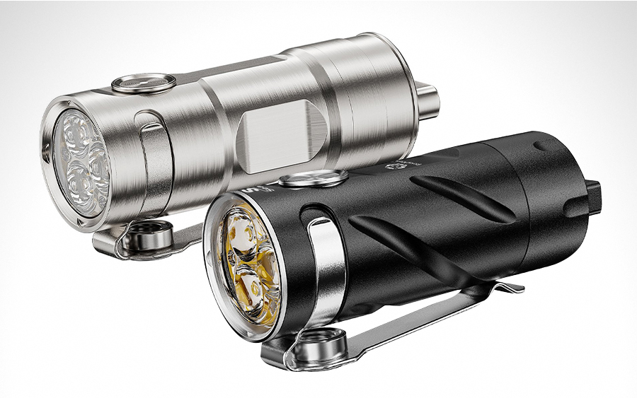 RovyVon S3 Flashlight