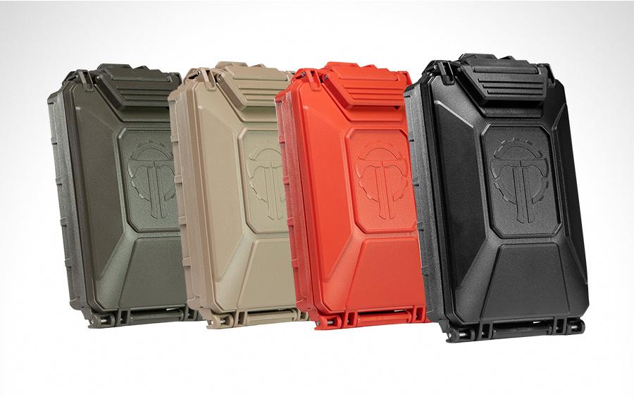 Thyrm CellVault-5M Modular Battery Storage