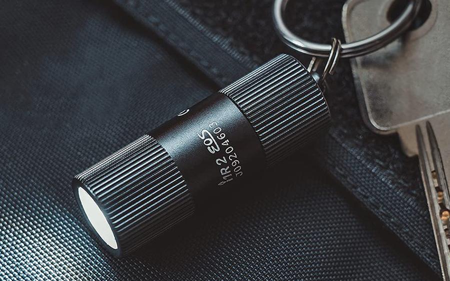 Trending: Olight i1R 2 EOS Keychain Flashlight