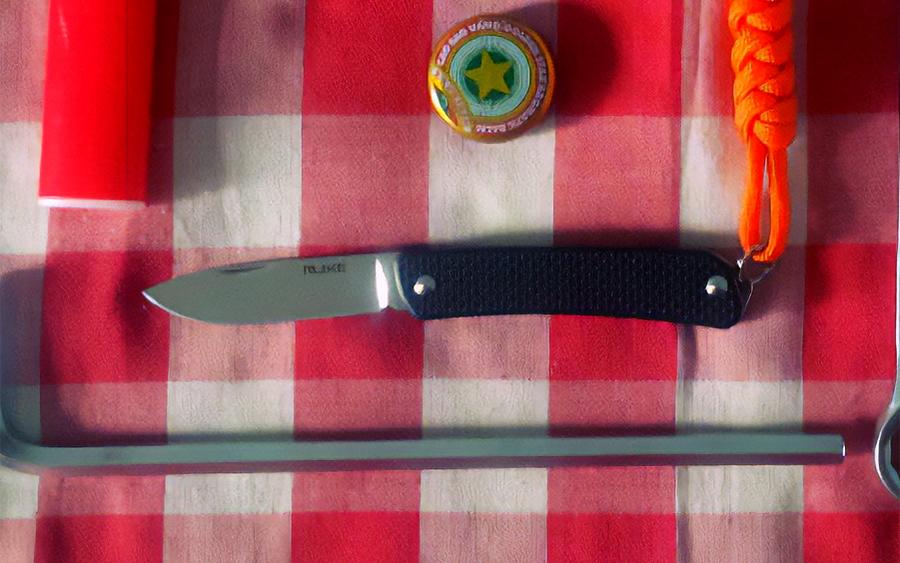 Trending: Ruike S11 Compact Folding Knife