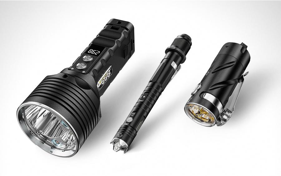 Our Favorite New RovyVon Flashlights