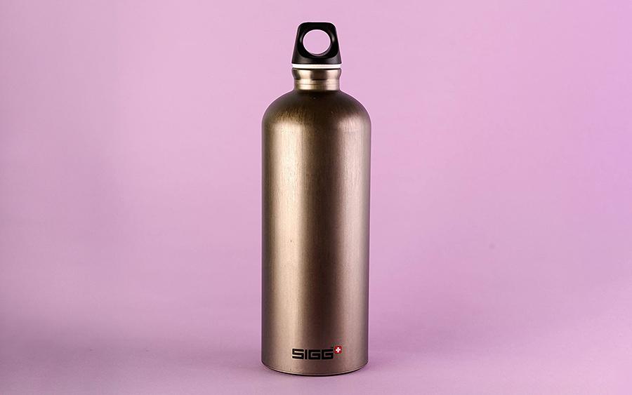 Trending: SIGG Traveller Aluminum Water Bottle